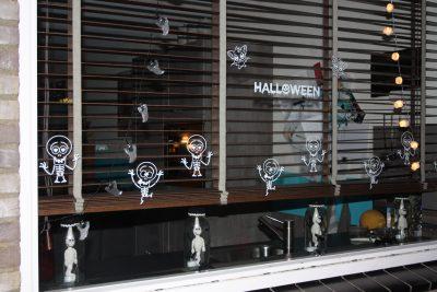 foto raamsticker halloween