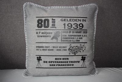 Ongekend Verjaardagscadeautjes - Kreadootjes.nl FO-02
