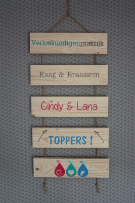foto ladder verloskundigenpraktijk
